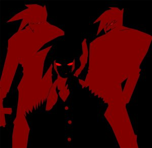 Evil Silhouettes