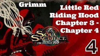 Soul Sacrifice DELTA PS VITA - 1080P Let's Play Walkthrough - 4 - Grimm Faction - Red Riding Hood
