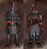 Warrior H
