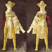 Gold Female Stranger