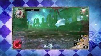 """Soul Sacrifice Delta - """"Alice's Infinite Temple"""" Trailer PS Vita"""