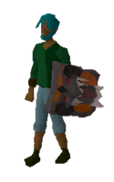 Dragonfire shield