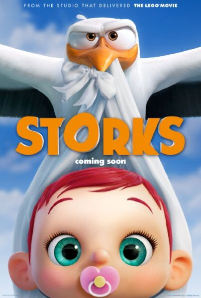 Storks 2016 Full Movie Dual Audio Watch Online Dailymotion ESubs