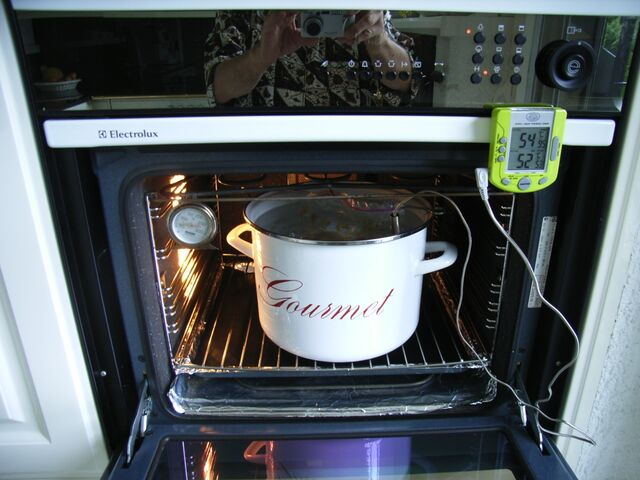 File:Waterpot in oven with immersion-thermometer.jpg