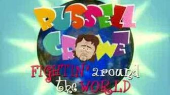 The Russell Crowe Show