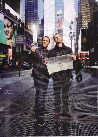 Maxim 2011 March Times Square