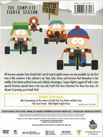 File:South Park The Complete Eighth Season - Back Cover.png
