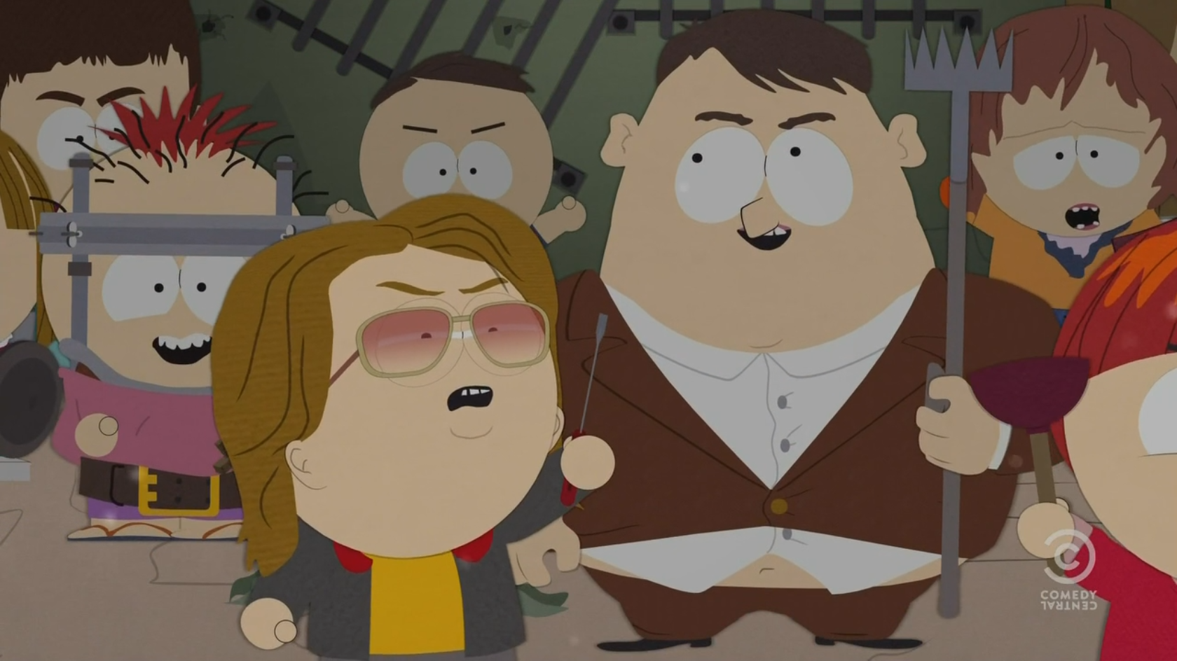 south park episode timmy on steroids