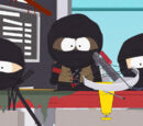 Naughty Ninjas
