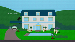 South Park - Bigger, Longer & Uncut-Baldwin Residence