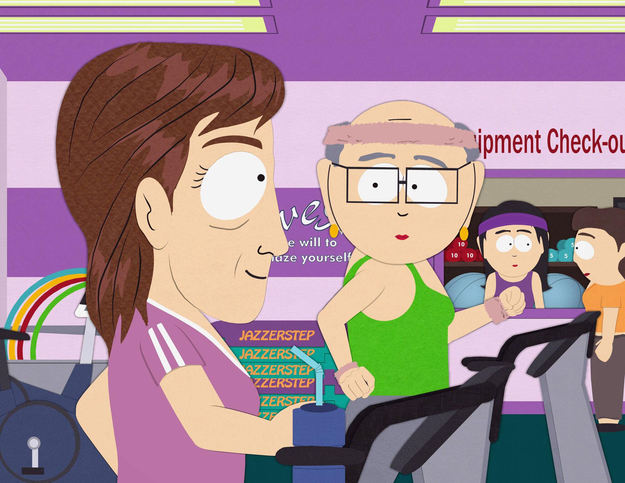 South Park Lesbian 119