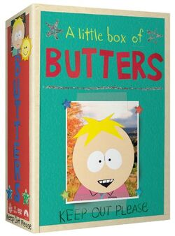 Little box of butters