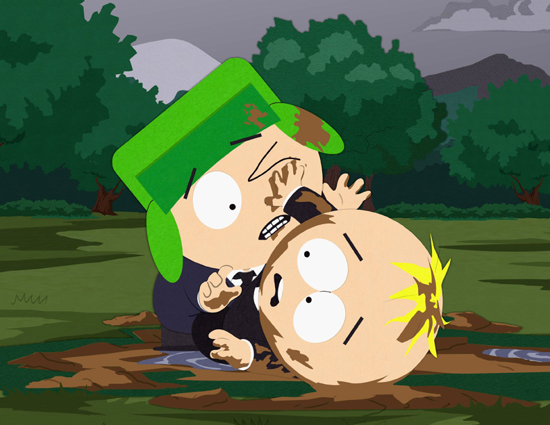 how to delete south park phone destroyer save