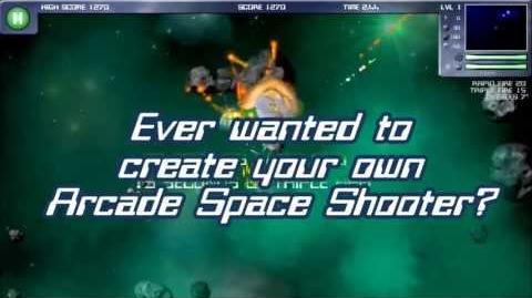 Space Ranger ASK - Arcade Shooter Kit - Trailer HD 720p