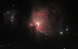 The Orion Nebula M42