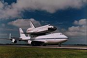 Space Shuttle Transit