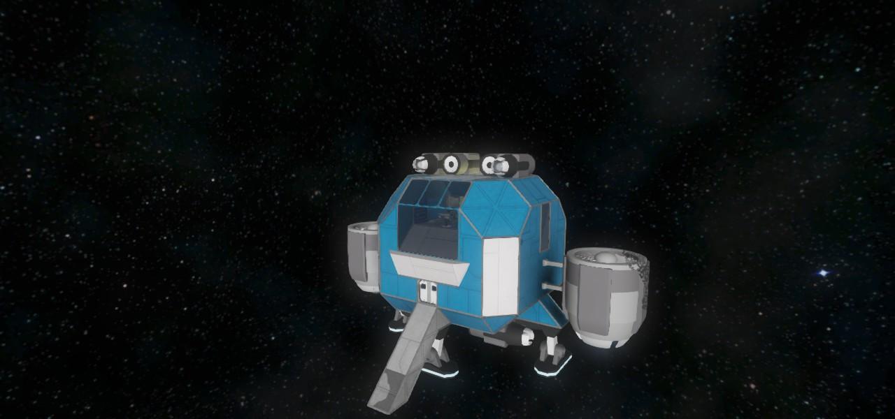 Atmospheric Lander Mk 1 Space Engineers Wiki Fandom