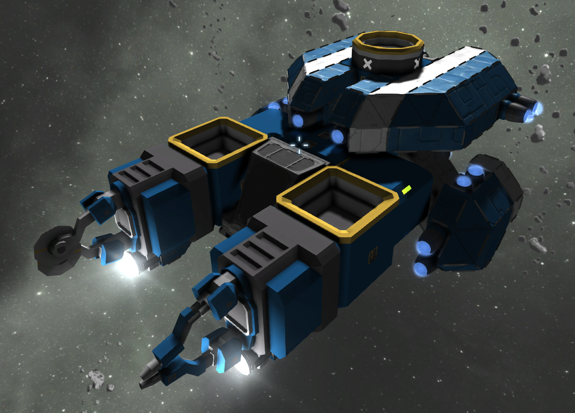Builder space engineers wiki fandom powered by wikia - Small reactor space engineers gallery ...