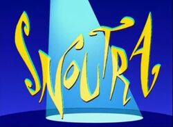 Space Goofs - Snoutra - Title Card
