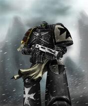 Warhammer 40k black templar by celeng-d3dbyrx