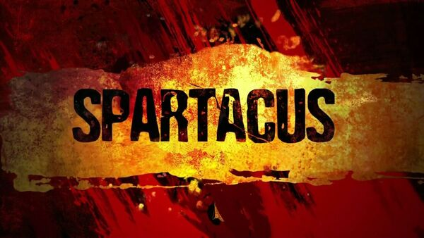 tv Series Spartacus Spartacus tv Series
