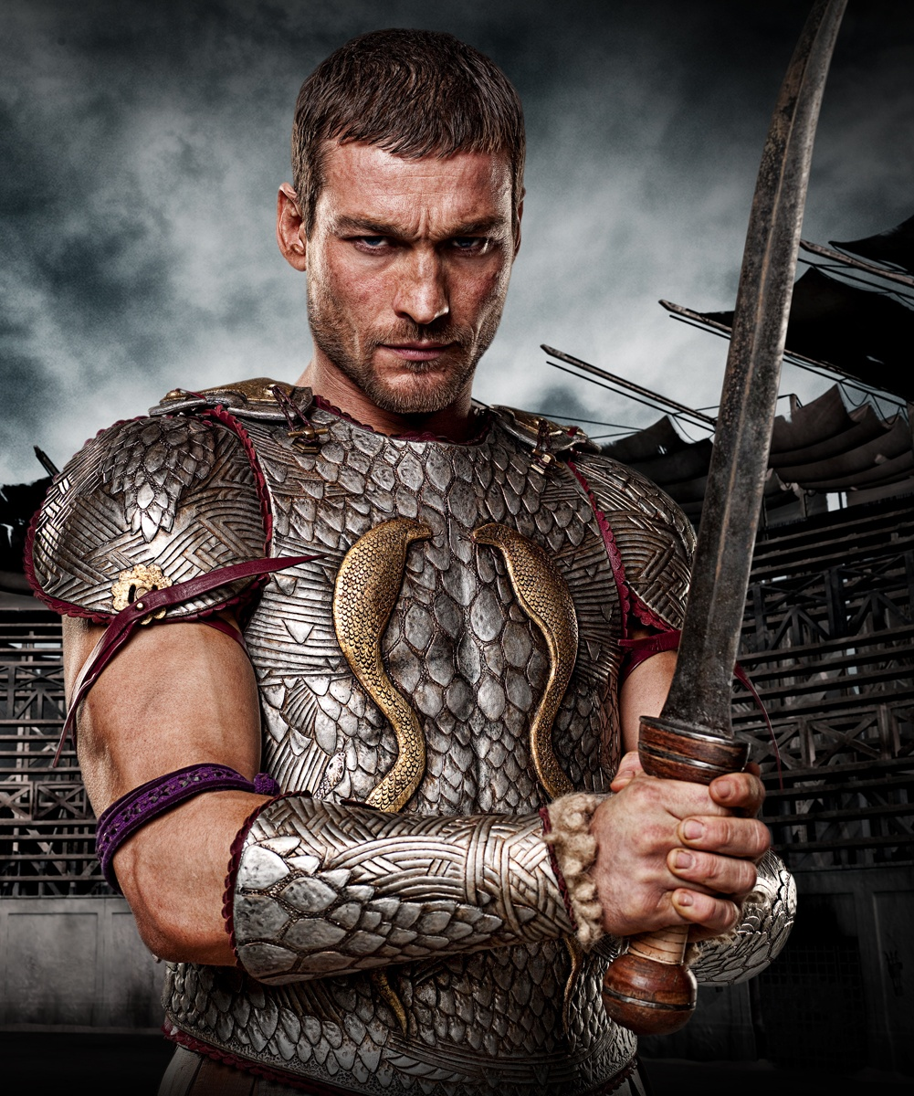 Spartacus Characters