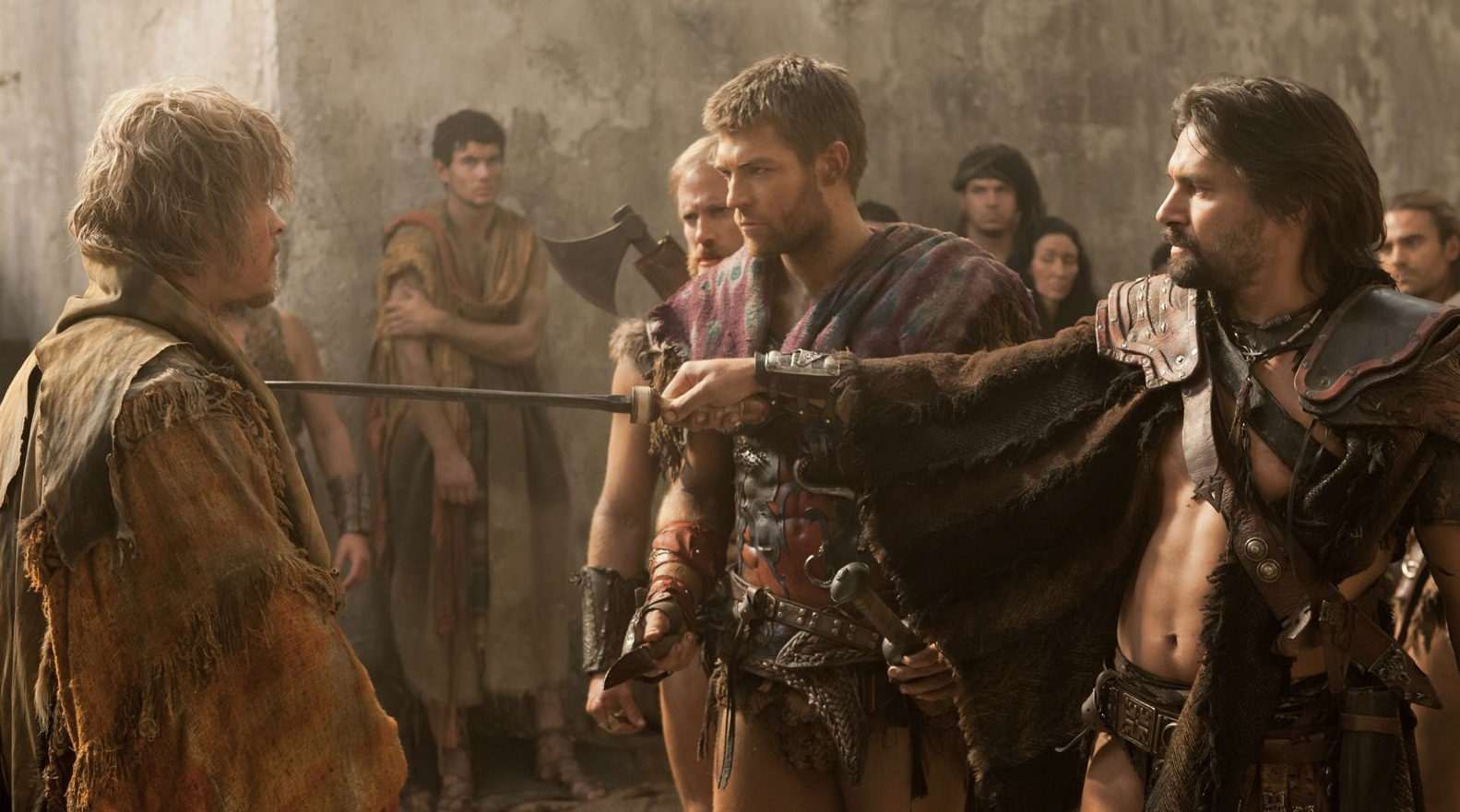 Spartacus War of the Damned 3x04 Preview 'Decimation' (HD) - YouTube