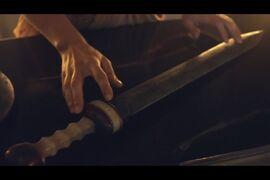 Crassus' sword