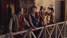 Lucretia & Batiatus