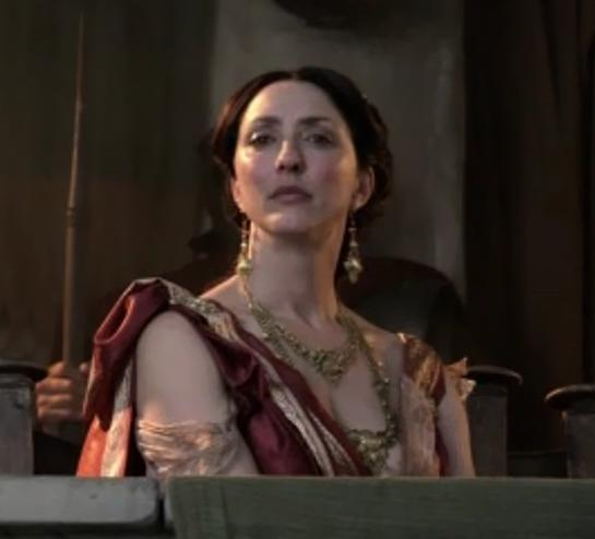 Jessica grace smith spartacus gods the arena - 4 1