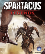Spartacus legends box art