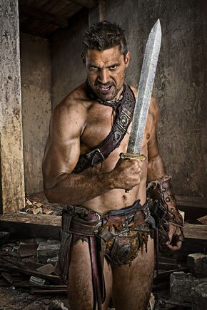 Crixus-rebel