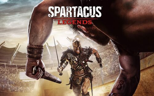 Spartacuslegendsposter