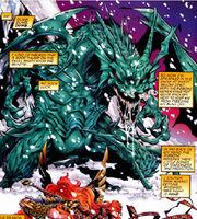 Sandalphon Dragon