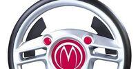 Speed Racer Steering Wheel