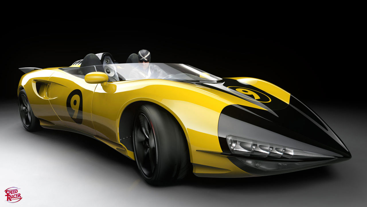 Games Speed Racer Car
