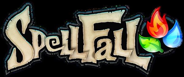 SpellFallLogo