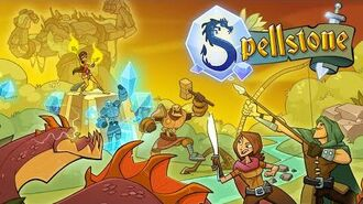 Spellstone Gameplay IOS Android