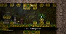 Restless Rushing Water