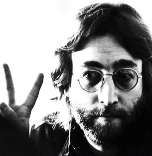 Liberty, John lennon and Peace on Pinterest