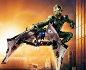 The Green Goblin (Willem Dafoe)