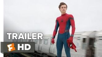 Spider-Man Homecoming Official Trailer 1 -(2017) Tom Holland Movie