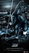 Symbiote Suit Poster