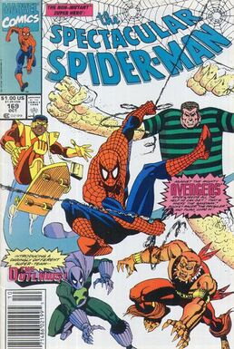 The Spectacular Spider-Man Vol 1 169