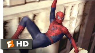 Spider-Man 2 - Spidey's Pizza Delivery Scene (1 10) Movieclips
