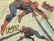 Peter & Ben's first battle
