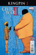 Civil War II Kingpin Vol. 1 -2