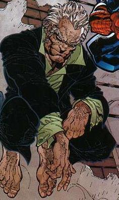 Ezekiel Sims (Earth-616) | Spider-Man Wiki | Fandom ... Ultimate Mysterio