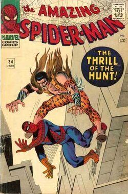 Amazing Spider-Man 034