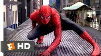 Spider-Man 2 - The Train Battle Scene (6 10) Movieclips